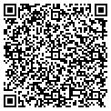 QR code with R & S Pumping Service Inc contacts