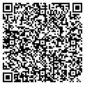 QR code with C & C Custodial Inc contacts