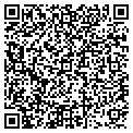 QR code with J & G Auto Body contacts