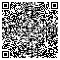 QR code with Y & B Texaco Service contacts