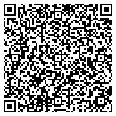 QR code with T & R Environmental Consulting contacts