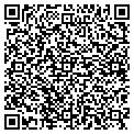 QR code with D & L Construction Co Inc contacts