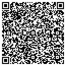 QR code with LA Riviere contacts