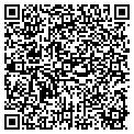 QR code with C L Parker Maps & Charts contacts