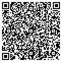 QR code with G S Auto Body contacts