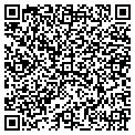 QR code with A & D Building Service Inc contacts
