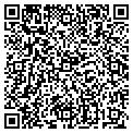 QR code with D & M Rv Park contacts