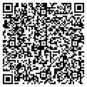 QR code with D H Plumbing & Heating Inc contacts