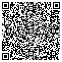 QR code with D & W Metered Laundry Service contacts