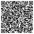 QR code with Hamilton's Customs contacts