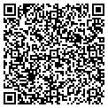 QR code with B & J Development contacts