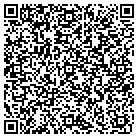 QR code with Halat Custom Woodworking contacts