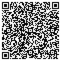 QR code with J P Janitorial Service Inc contacts