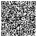 QR code with C & G Steel Buildings contacts