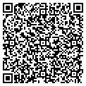 QR code with H & H Contracting Service contacts