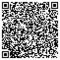 QR code with V F Grace Inc contacts