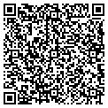 QR code with All American Cheese Steaks contacts