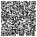 QR code with S & F Express Cafe contacts