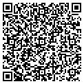 QR code with J & J-Jet Steam contacts