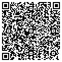 QR code with C & E Bradley Inc contacts