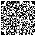 QR code with F & W Construction contacts