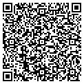 QR code with K & J Professional Cleaning contacts