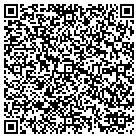 QR code with A A Budget Mailbox Supply CO contacts