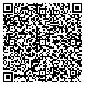 QR code with M M & M Contracting Inc contacts