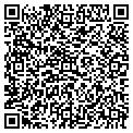 QR code with J & M Fine Jewelry & Gifts contacts