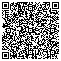 QR code with R & B Construction contacts