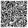 QR code with D & W Concrete Coatings contacts