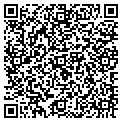 QR code with All Florida Plastering Inc contacts