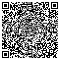 QR code with G & W Contracting Service Inc contacts