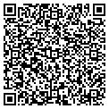 QR code with J P James Plumbing contacts