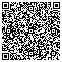QR code with Hangar Lounge contacts