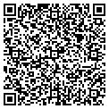 QR code with K & W Trucking Inc contacts