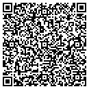 QR code with J&M Vending contacts