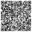QR code with Aderholdt Back Pain Institute contacts