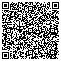 QR code with J & J Smart Charters Inc contacts