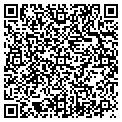 QR code with B & B Professional Marketing contacts