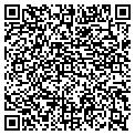 QR code with H & M Mower Sales & Service contacts