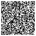 QR code with James' Mini Storage contacts