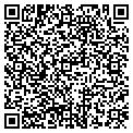 QR code with B & C Aero Shop contacts