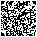 QR code with B & B Automotive contacts