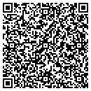 QR code with E Ritter Communications contacts