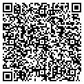 QR code with Hamilton's Place contacts