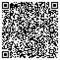 QR code with G & J Cleaners contacts
