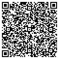 QR code with T & H Leveling Inc contacts