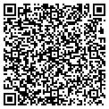 QR code with M & I Bank contacts