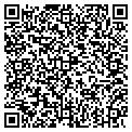 QR code with T & T Construction contacts